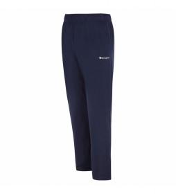 Pantalón Deportivo Straight marino