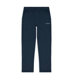 Pantalón Straight azul marino