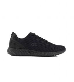Zapatillas Low Cut S21428 negro