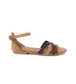 Sandalias de piel Amazona 14 cuero