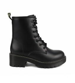 Botas Bristol 01 negro -Altura tacón: 5 cm-