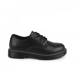 Zapatos England 03 negro
