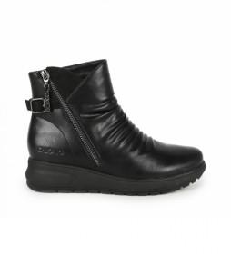Botines Estepa 01 negro
