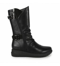 Botas Estepa 02 negro