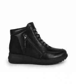 Botines Estepa 05 negro