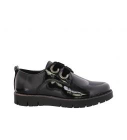 Zapatos Lila 10 negro