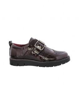 Zapatos Lila 11 vino