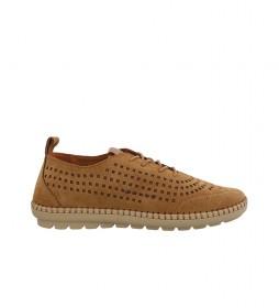 Zapatos de piel Mirinda 01 cuero