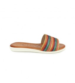 Sandalias de piel Talara 04 cuero
