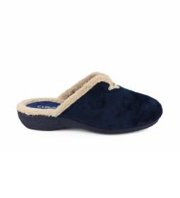 Zapatillas de Casa  Home 01 marino