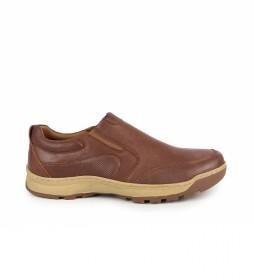 Zapatos de piel Leon 01 cuero
