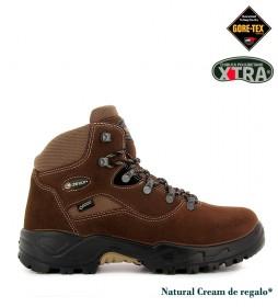 Chiruca Botas de piel hidrofugada Mulhacen Gore-Tex marrón -583g-