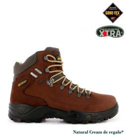 Chiruca Botas de piel hidrofugada Somiedo Gore-Tex marrón -673g-