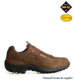 Chiruca Zapatillas de piel Torino Gore-Tex marrón -430g-