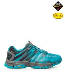 Chiruca Zapatillas Marbella Gore-Tex azul -299g-