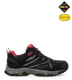 Chiruca Zapatillas Samoa Gore-Tex negro, rojo -376g-