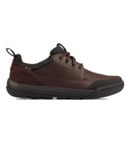 Zapatos de piel AshcombeLoGTX marrón