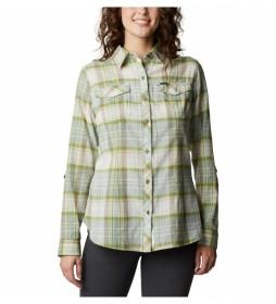 Camisa Camp Henry II verde