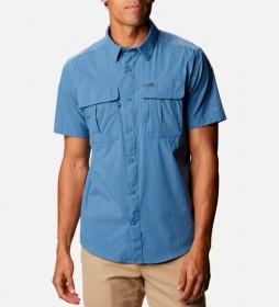 Camisa Newton Ridge azul