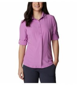 Camisa Saturday Trail rosa