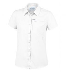 Columbia Silver Ridge 2.0 shirt white