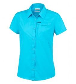 Columbia Silver Ridge 2.0 blue shirt