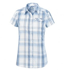 Columbia Silver Ridge 2.0 shirt white, blue