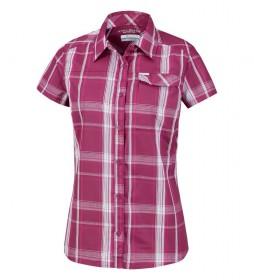 Columbia Silver Ridge 2.0 garnet shirt