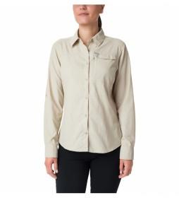 Camisa Silver Ridge 2.0 Long Sleeve beige