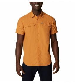 Camisa Silver Ridge 2.0 naranja
