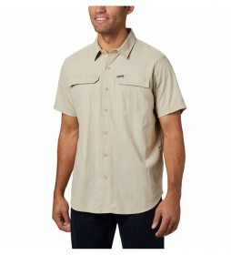 Camisa Silver Ridge 2.0 Short Sleeve beige
