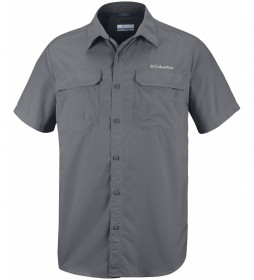 Columbia Silver Ridge II shirt anthracite