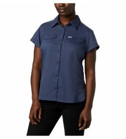 Camisa Silver Ridge Lite marino