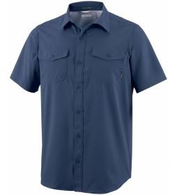 Columbia Camisa Utilizer II marino