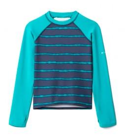 Camiseta Sandy Shores azul