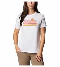 Camiseta Sun Trek blanco