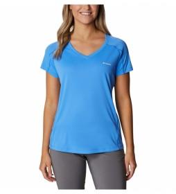 Camiseta Zero Rules azul