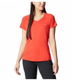 Camiseta Zero Rules naranja