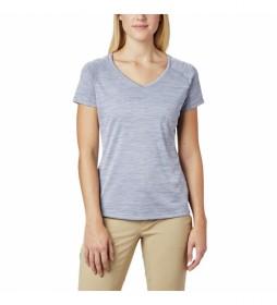 Camiseta Zero Rules Short Sleeve gris