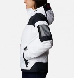 Chaqueta Pullover Challenger blanco