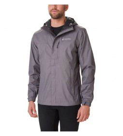 Columbia Jacket Pouring Adventure II grey