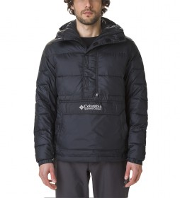 Columbia Lodge Pullover Jacket Black /Thermarator/