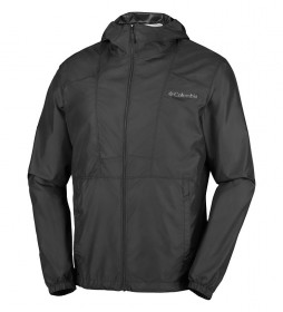 Columbia Windbreaker Flashback black