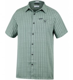 Columbia Declination Trail II shirt green