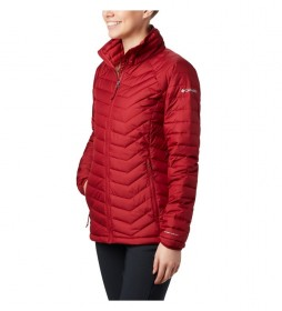 Columbia Jacket EU Powder Lite Jkt burgundy