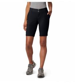 Columbia Pantalones convertibles Saturday Trail II negro