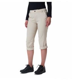 Columbia Pantalones Silver Ridge 2.0 blanco