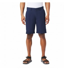 Columbia Short Washed Out navy