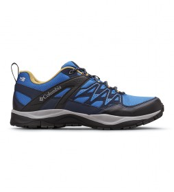 Columbia Wayfinder Outdry shoes blue, black
