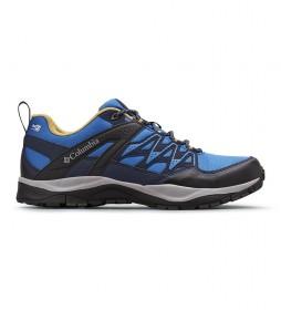 Columbia Wayfinder Outdry shoes azul, preto